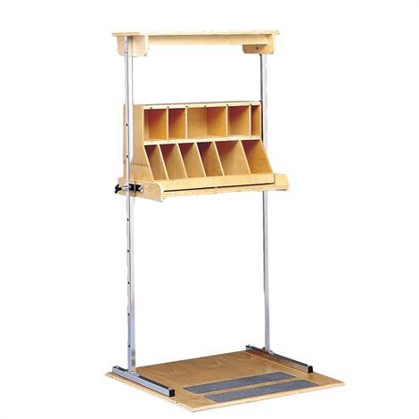 Bailey Adjustable Height Shelf,Adjustable Height Shelf,Each,6049