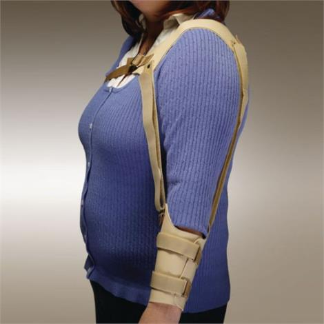 Image of Sammons Preston Shoulder Saddle Sling,Right-Small,Each,81168467