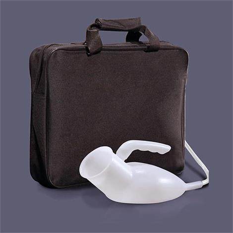 Advantage Urinal Systems Privacy OR Travel Bag,Privacy Bag,10/Case,#006