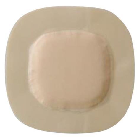 "Coloplast Biatain Super Hydrocapillary Adhesive Dressing,4"" x 4"" (10cm x 10cm),10/Pack,46100"