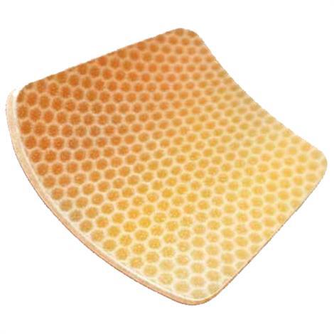 "Medline TheraHoney Foam Flex Dressing,4"" x 4"" (10.2cm x 10.2cm) Pad,10/Pack,MNK1344"