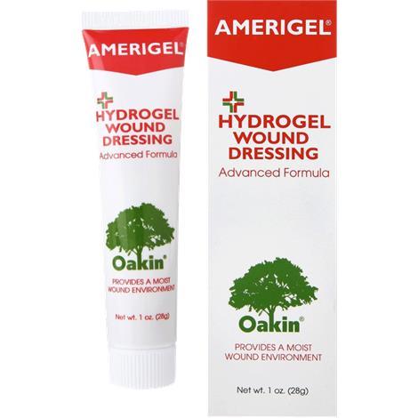 Amerigel Hydrogel Wound Dressing,Amerigel Hydrogel Wound Dressing,1oz Tube,12/Pack,A2001