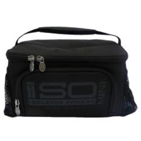 Isolator Fitness Inc Isomini Meal Bag,Blackout,Each,8460053