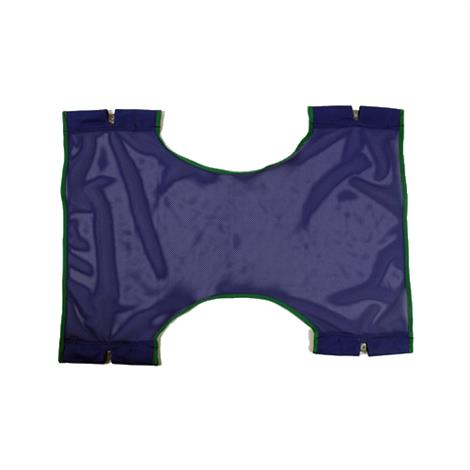 Invacare Polyester Mesh Sling Without Commode Opening,Polyester Mesh Sling,Each,9046