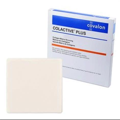 """Covalon ColActive Plus Collagen Matrix Dressing,2"""" x 2"""",10/Pack,TWBC1016"""