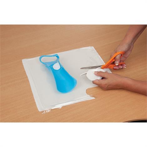 "North Coast Medical Ortho Gel Adhesive Padding,1/4"" (6.4mm),Each,NC12627-2"