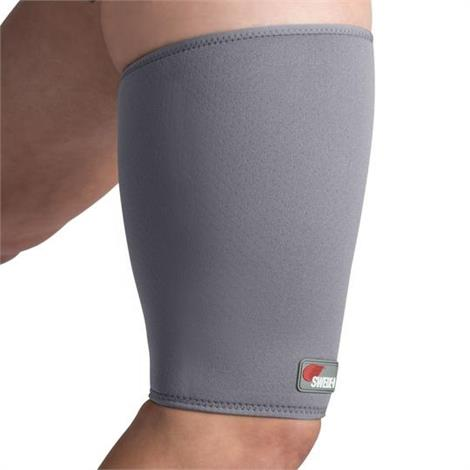 "Core Swede-O Thermal Vent Thigh Hamstring Sleeve,2X-Large,25-1/4"" to 27-3/4"",Each,BRE-6459-2XLRG"