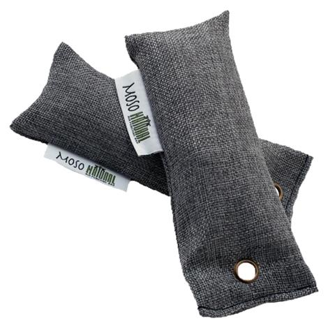 Moso Natural Charcoal Air Purifying Mini Bag,50 Gram,2/Pack,228688 FRO228688