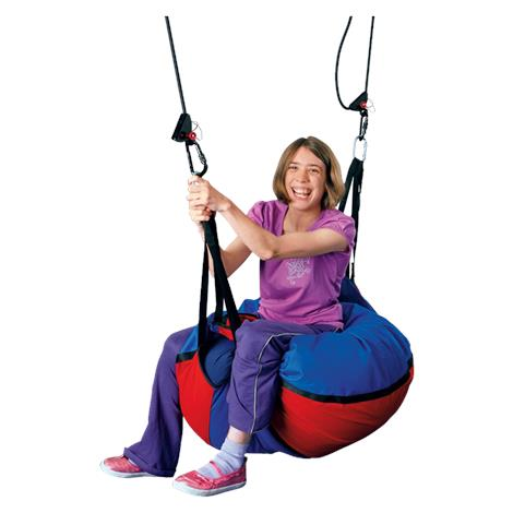 "FlagHouse Bubble Swing,Bubble Swing,41"" Dia.,Each,40071"