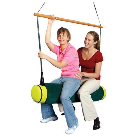 "FlagHouse Log Swing,36""L x 10"" Diameter,Each,40140"