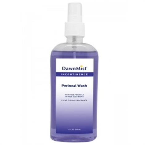 Dukal DawnMist No Rinse Perineal Wash,8oz Spray Bottle,36/Pack,PW5194