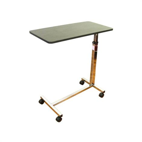 Karman Healthcare OT10 Overbed Table With Luxury Wood Finish,Overbed Table,Each,OT-10