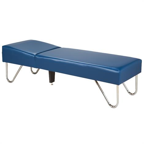 Clinton Chrome Leg Recovery Couch,0,Each,3600