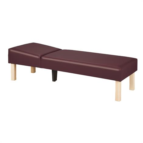Clinton Hardwood Leg Recovery Couch,0,Each,3620