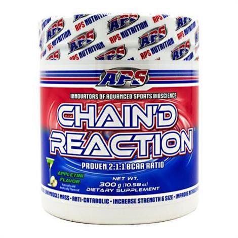 APS Chaind Reaction Dietary,Blue Raspberry,300g,Each,3290182