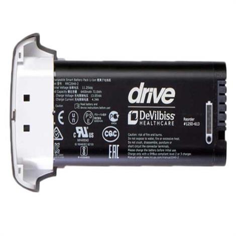 Drive DeVilbiss iGO2 Battery Pack,Battery Pack,Each,125d-613