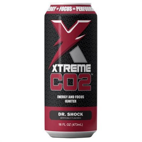 ANSI Xtreme Shock Co2 Dietary ,Mountain Burst,16oz,12/Case,1460472