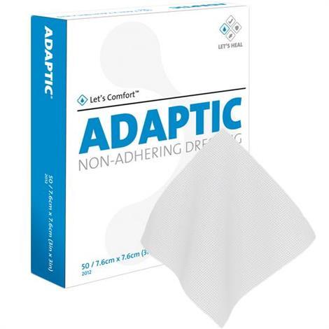 Systagenix ADAPTIC Non-Adhering Dressing - Value Pack,Adaptic Dressing,3 x 8,480/Case,2015