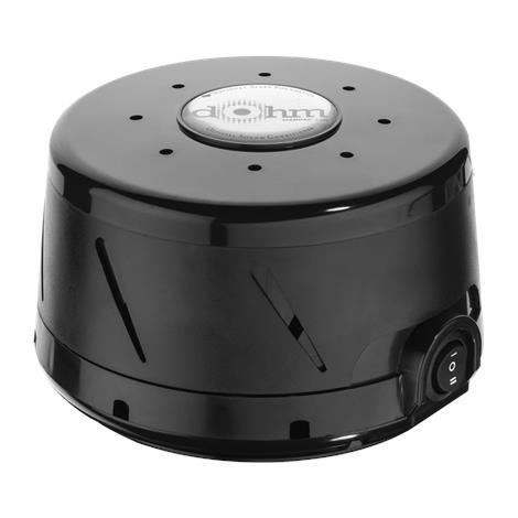 Marpac Dohm DS Noise Sound Therapy Machine,Black,Each,Dohm-DS-Black