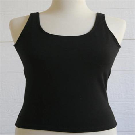 LuisaLuisa Pocketed Tank Top Style T100,0,Each,T-100