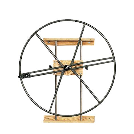 "Clinton Shoulder Wheel,Wheel Diameter- 38"",Range 10"" - 39"",Each,7213"