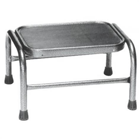 Armedica Non Slip Stainless Steel Footstool,Armedica Footstool With Handrail,Each,AM-842