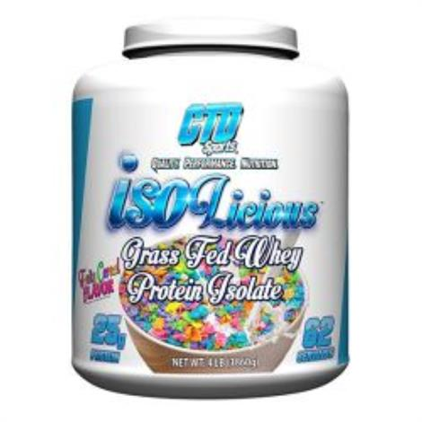 CTD Isolicious Cereal,1.6lb,Cinnamon,Each,8600005