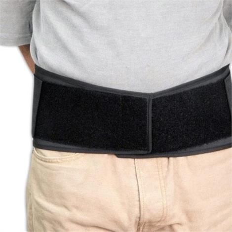 AT Surgical Naugahyde 7-Inch Tall Back Brace,Large,Without Suspenders,Each,696-L
