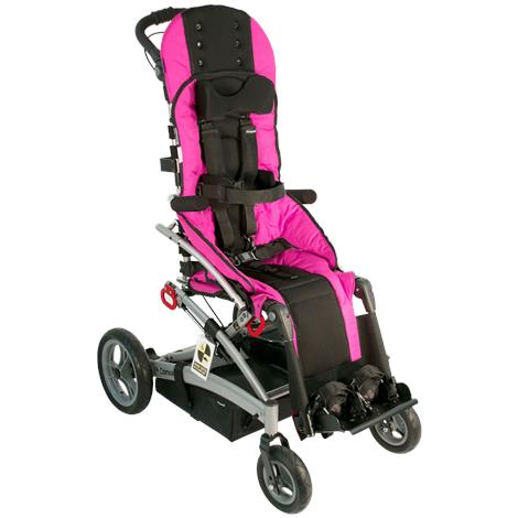 Convaid Rodeo Tilt-In-Space Wheelchair - Standard Model,0,Each,0