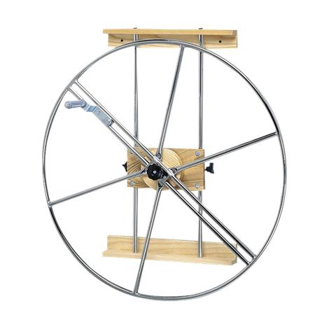 "Medline Wall Mount Shoulder Wheel,37.5"" x 37.5"" x 8"",Each,MDSP101150"