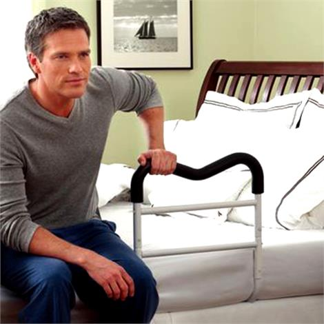 M-Rail Adjustable Bedside Handrail,M-Rail,Each,926929