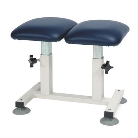 Armedica Two Section Flexion Treatment Stool With Rubber Cups,Black,Each,AM-855