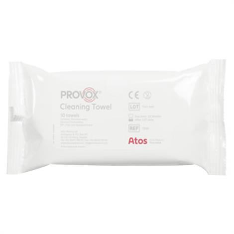 Atos Medical Provox Cleaning Towel,Provox Cleaning Towel,200/Pack,7244