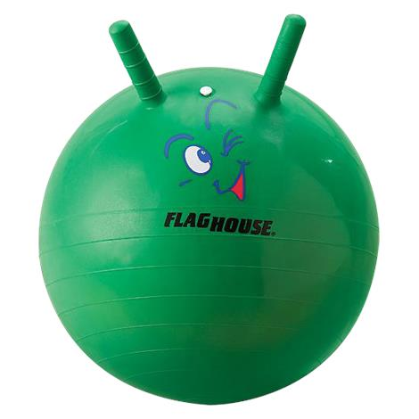 "FlagHouse Two Handled Hop Ball,Small,18"" Diameter,Each,2798"