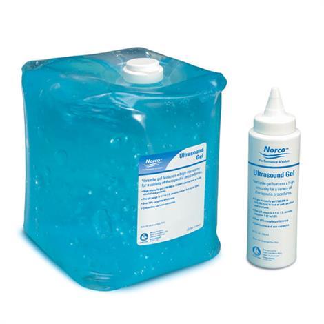 North Coast Medical Norco Ultrasound Gel,Dispenser: 5 Liter (1-1/3 gallon),4/Case,NC70479-5C