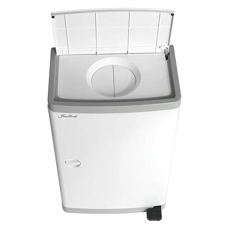 Janibell Double Sealing Trash Disposal System,13 Gallon Capacity,Each,M400DS
