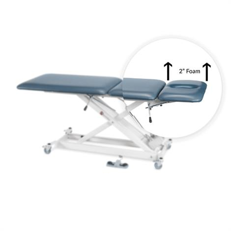 Armedica Ultra High Resilient 2 Inches Foam For Treatment And Traction Table,High Resilient Foam 2 Inches,Each,AM-93