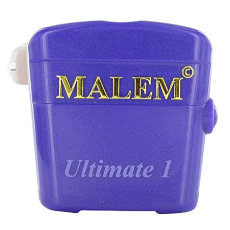 "Malem Wearable Enuresis Alarm,size: 2-1/9"" x 2"" x 4/5"",Magenta,Each,M04S"