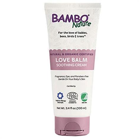 Bambo Nature Love Balm Soothing Cream,3.4 fl oz. (100 ml),Each,150248