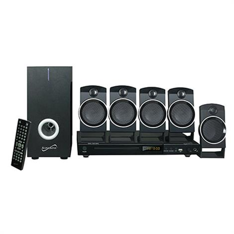 Supersonic 5.1 Channel DVD Home Theater System,Home Theater System,Each,SC-37HT