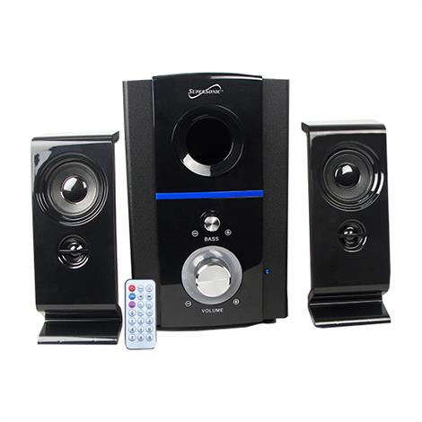 Supersonic Bluetooth Multimedia Powerful Speaker System,Multimedia Speaker,Each,SC-1126BT