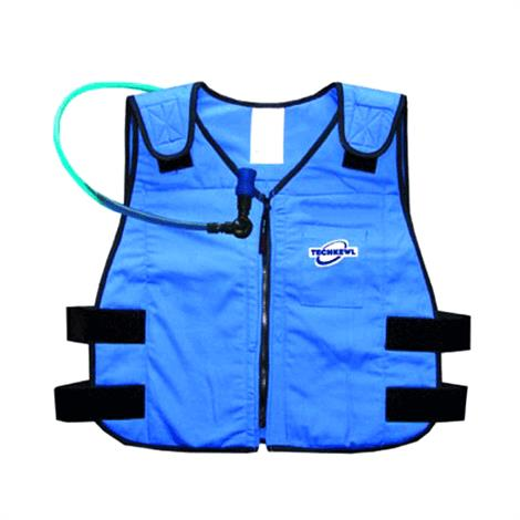 TechNiche Coolpax Phase Change Cooling Vests with Hydration System,2XL,Each,6627