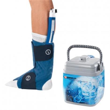 Breg Polar Care Kodiak Ankle Cold Therapy System,PC Kodiak with Intelli-Flo Ankle Pad,Each,10608