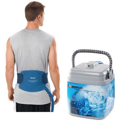 Breg Polar Care Kodiak Back Cold Therapy System,PC Kodiak with Intelli-Flo Back Pad,Each,10611
