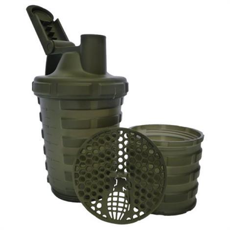 Grenade Shaker Cup,Green,Each,1570900