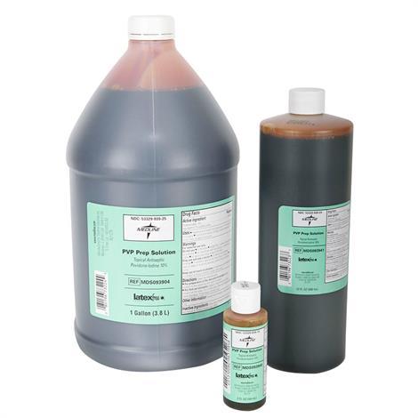 Medline Prep Solution,1 Gallon,4/Case,MDS093904