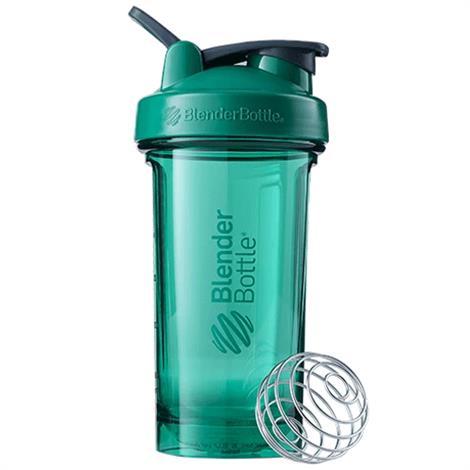 Blender Bottle Pro Series Shaker Bottle,Emerald Green,Each,8031482
