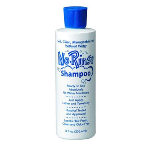 No-Rinse Shampoo,16oz,Bottle,12/Case,200