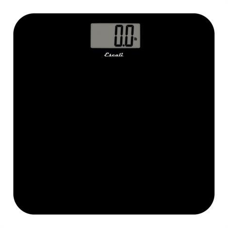 Escali Glass Body Scale,Slim Scale,Each,B180SB