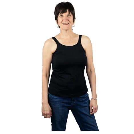Complete Shaping Mastectomy Classic Tank Top,0,Each,CS-CLT